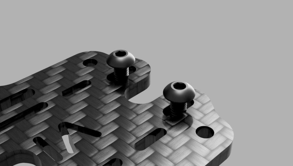 M3 bolts